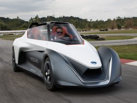 Ver foto 25 de Nissan Bladeglider Prototype  2016