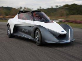 Ver foto 24 de Nissan Bladeglider Prototype  2016