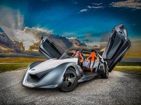 Ver foto 22 de Nissan Bladeglider Prototype  2016