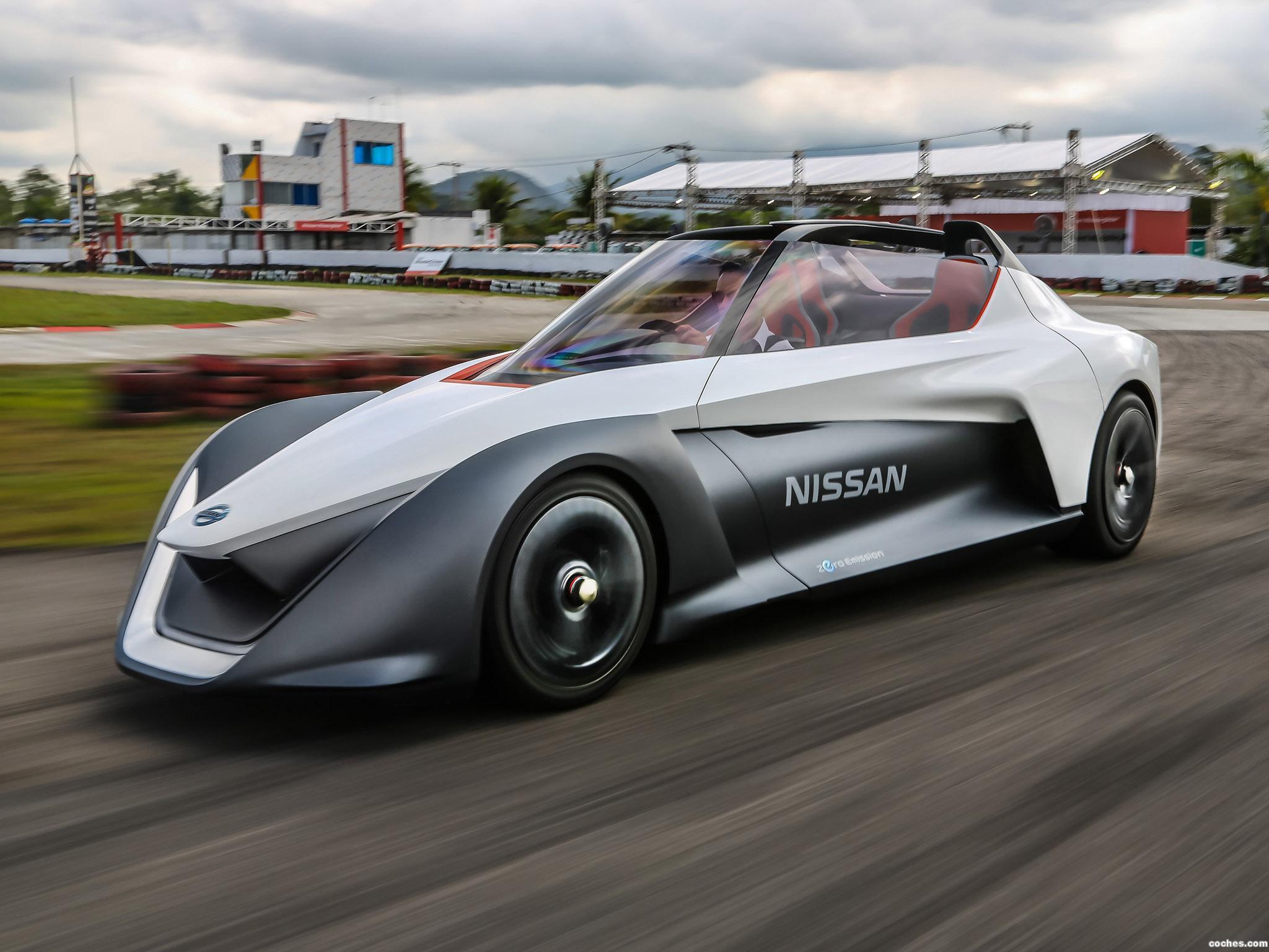 Foto 18 de Nissan Bladeglider Prototype  2016