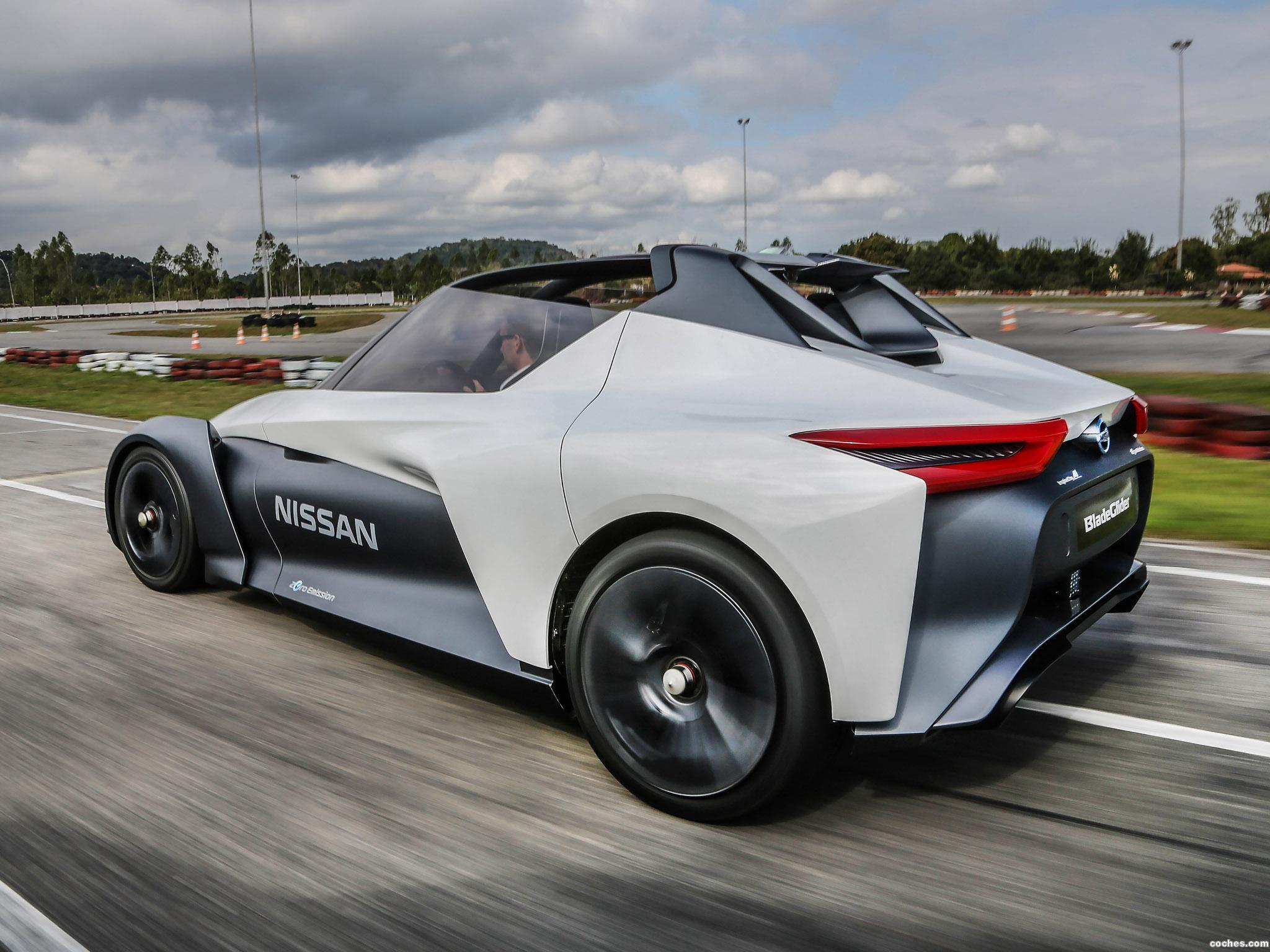 Foto 14 de Nissan Bladeglider Prototype  2016