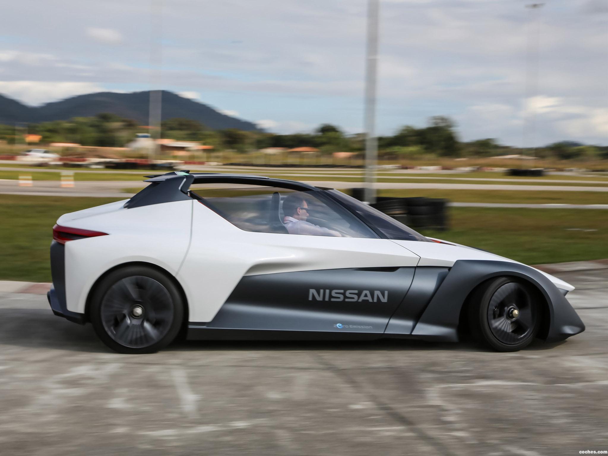 Foto 10 de Nissan Bladeglider Prototype  2016