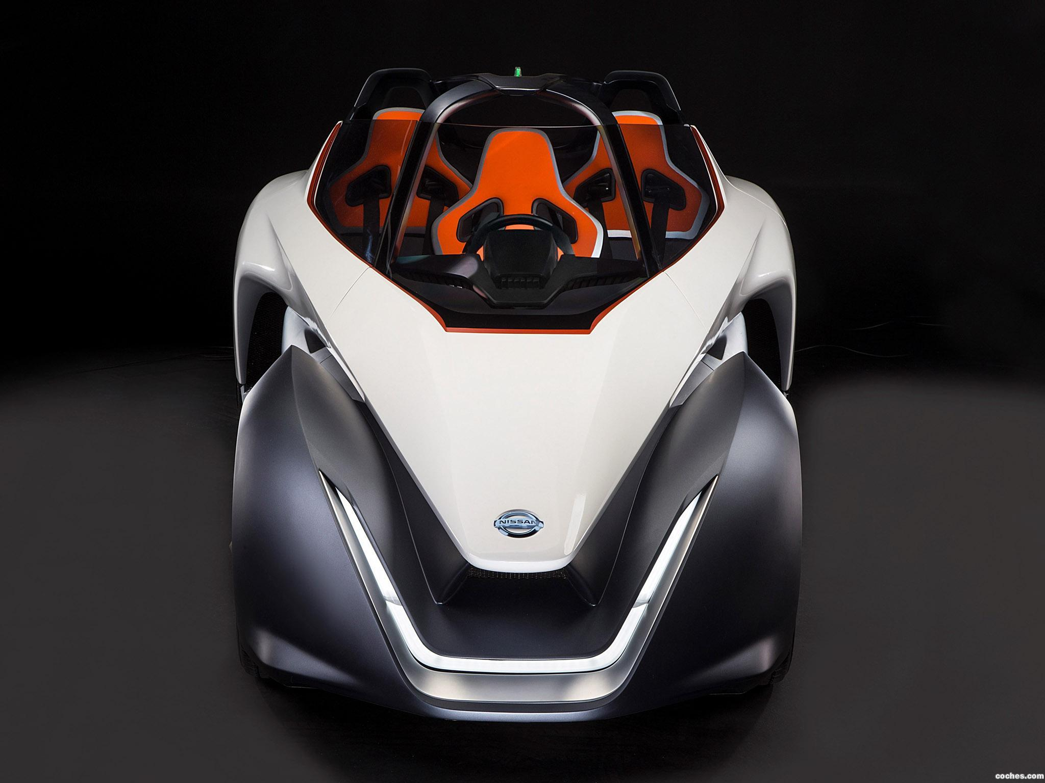 Foto 4 de Nissan Bladeglider Prototype  2016