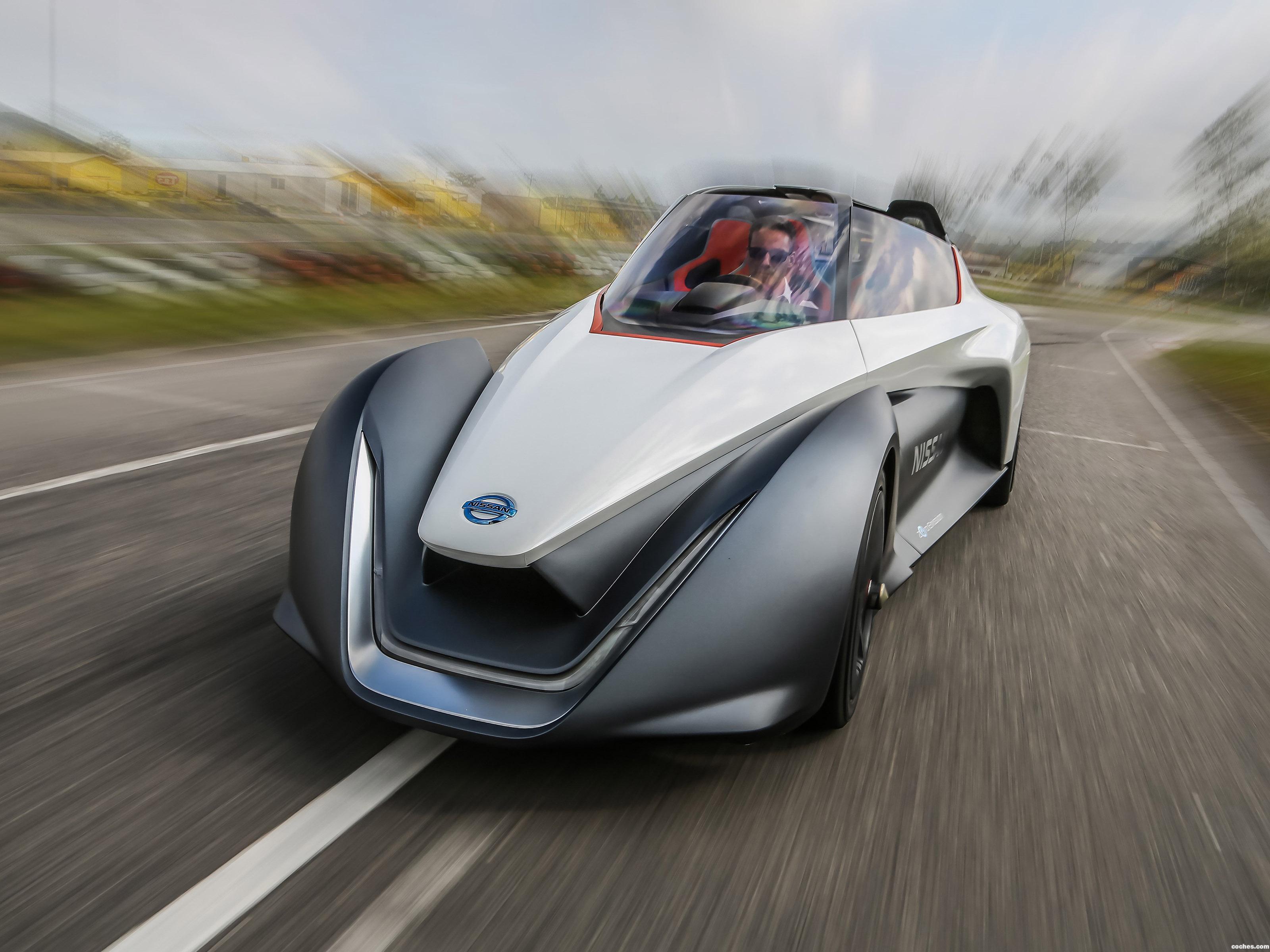 Foto 0 de Nissan Bladeglider Prototype  2016