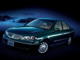 Ver foto 2 de Nissan Bluebird 2000