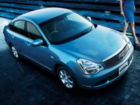 Ver foto 8 de Nissan Bluebird Sylphy G11 2008