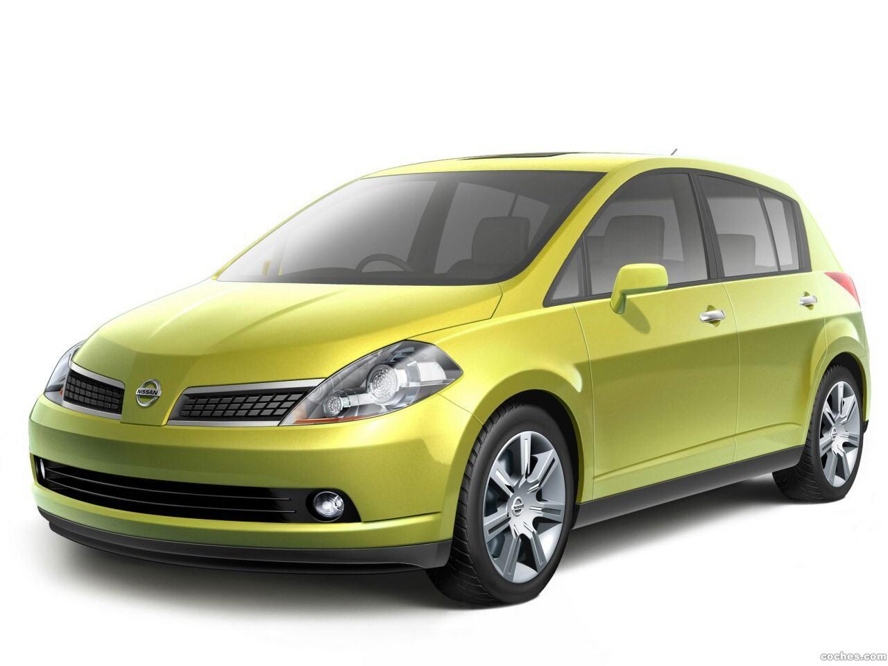 Foto 0 de Nissan C-Note Concept 2003
