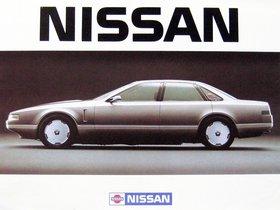 Ver foto 2 de Nissan CUE-X Concept 1985