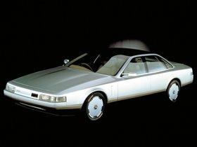 Ver foto 1 de Nissan CUE-X Concept 1985