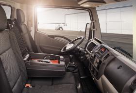Ver foto 33 de Nissan Cabstar NT400 Chasis Cabina 2014