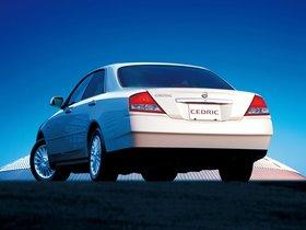 Ver foto 2 de Nissan Cedric Y34 1999