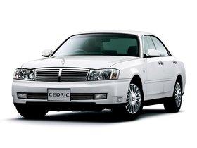 Ver foto 9 de Nissan Cedric Y34 1999