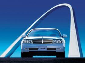 Ver foto 8 de Nissan Cedric Y34 1999