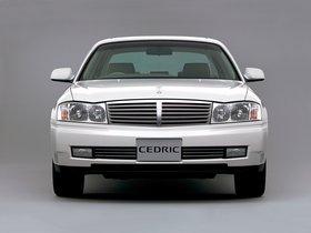 Ver foto 4 de Nissan Cedric Y34 1999