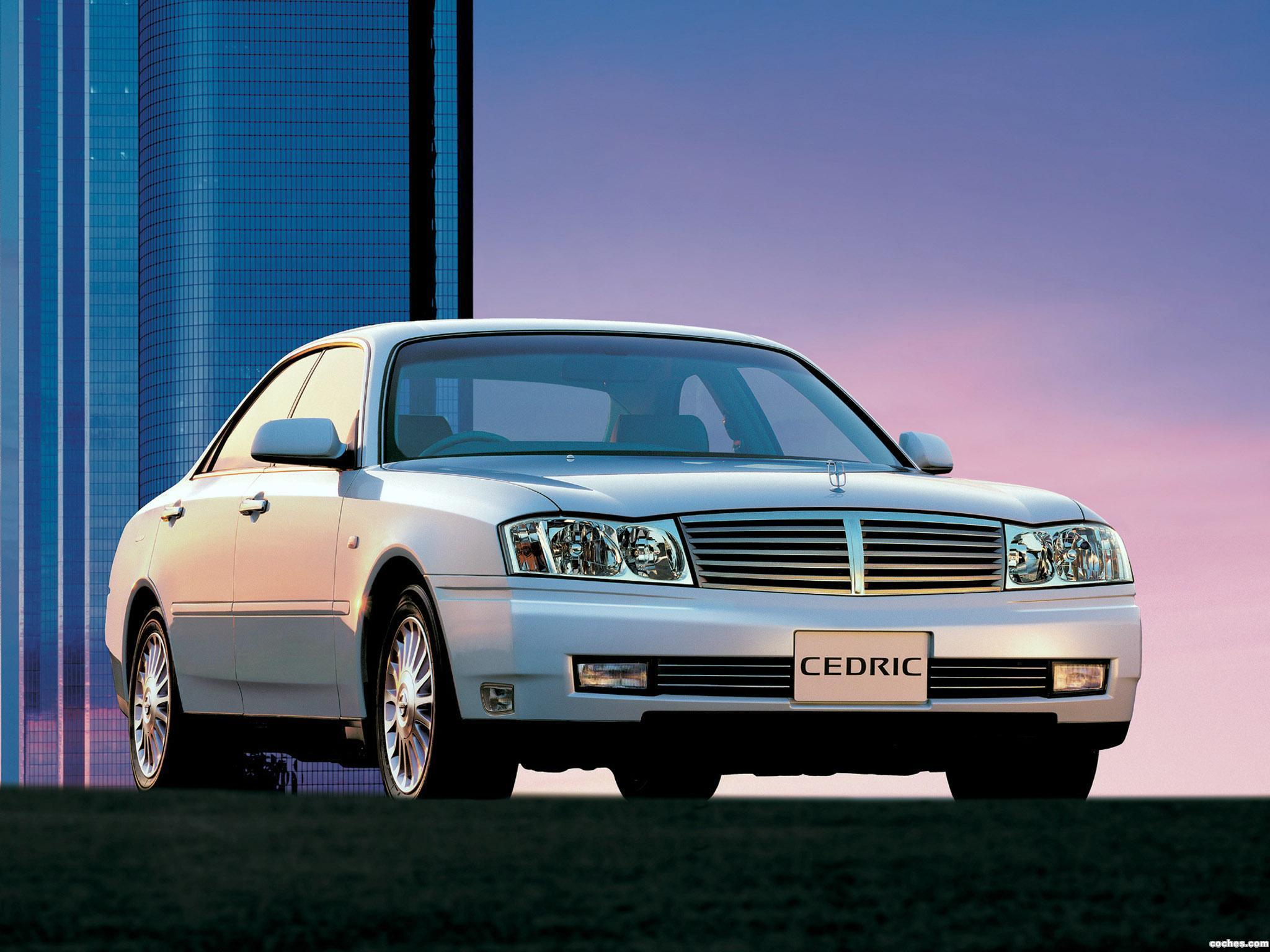 Foto 0 de Nissan Cedric Y34 1999
