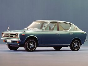 Ver foto 2 de Nissan Cherry GL 4 door Sedan 1970