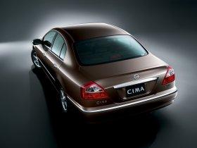 Ver foto 2 de Nissan Cima 2001