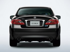 Ver foto 7 de Nissan Cima Hybrid HGY51 2012