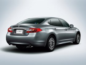 Ver foto 5 de Nissan Cima Hybrid HGY51 2012