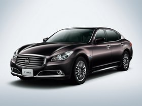 Ver foto 3 de Nissan Cima Hybrid HGY51 2012