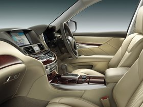 Ver foto 15 de Nissan Cima Hybrid HGY51 2012