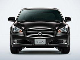 Ver foto 10 de Nissan Cima Hybrid HGY51 2012