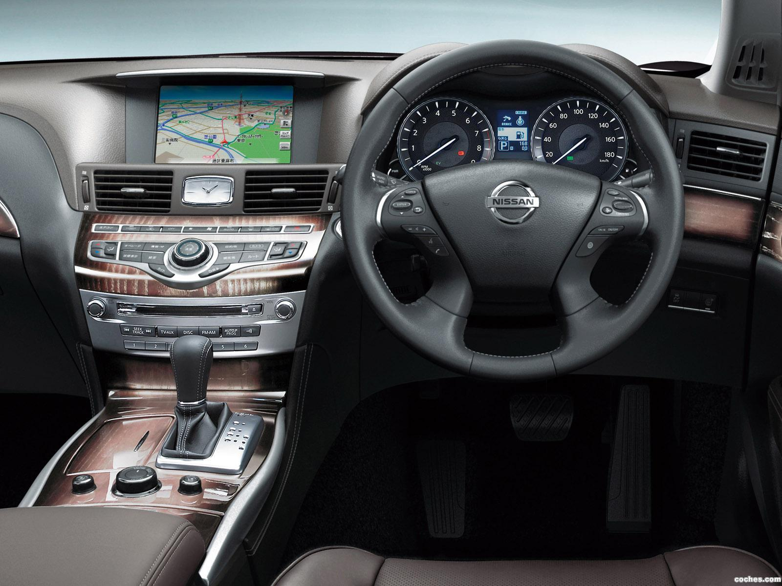 Foto 15 de Nissan Cima Hybrid HGY51 2012
