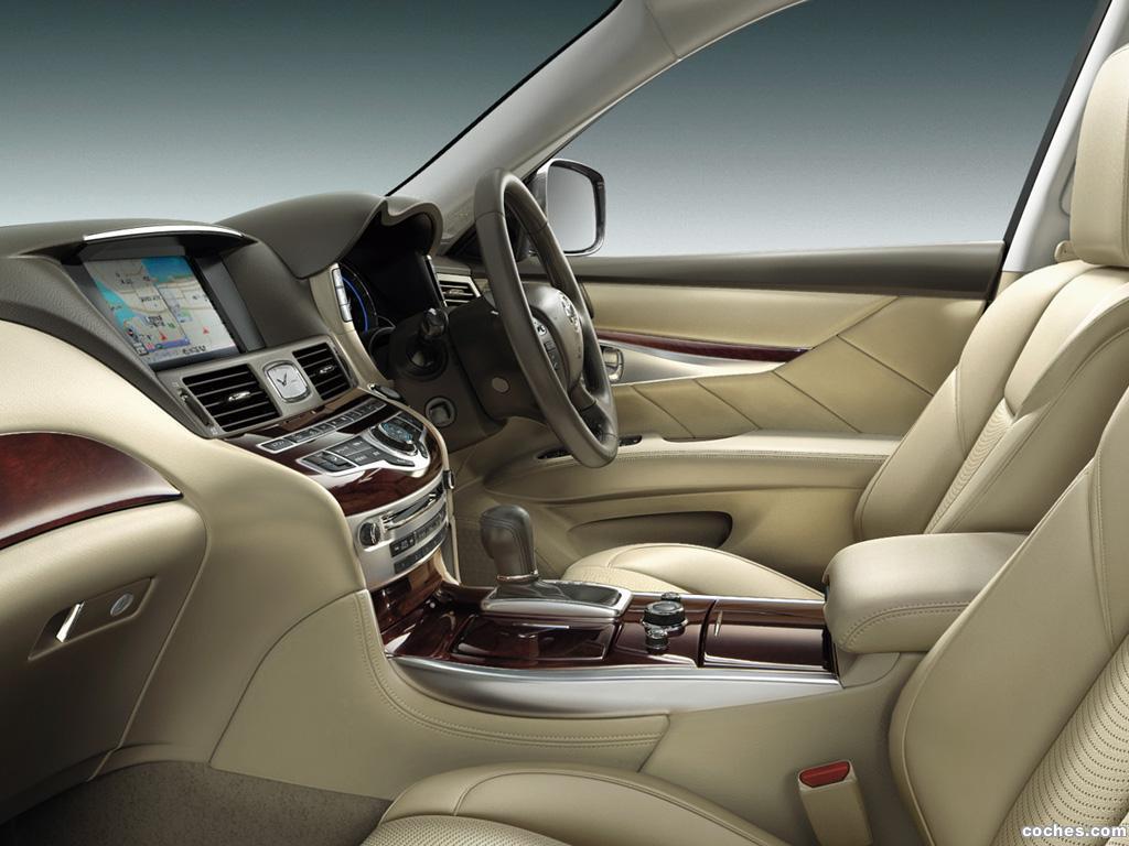 Foto 14 de Nissan Cima Hybrid HGY51 2012