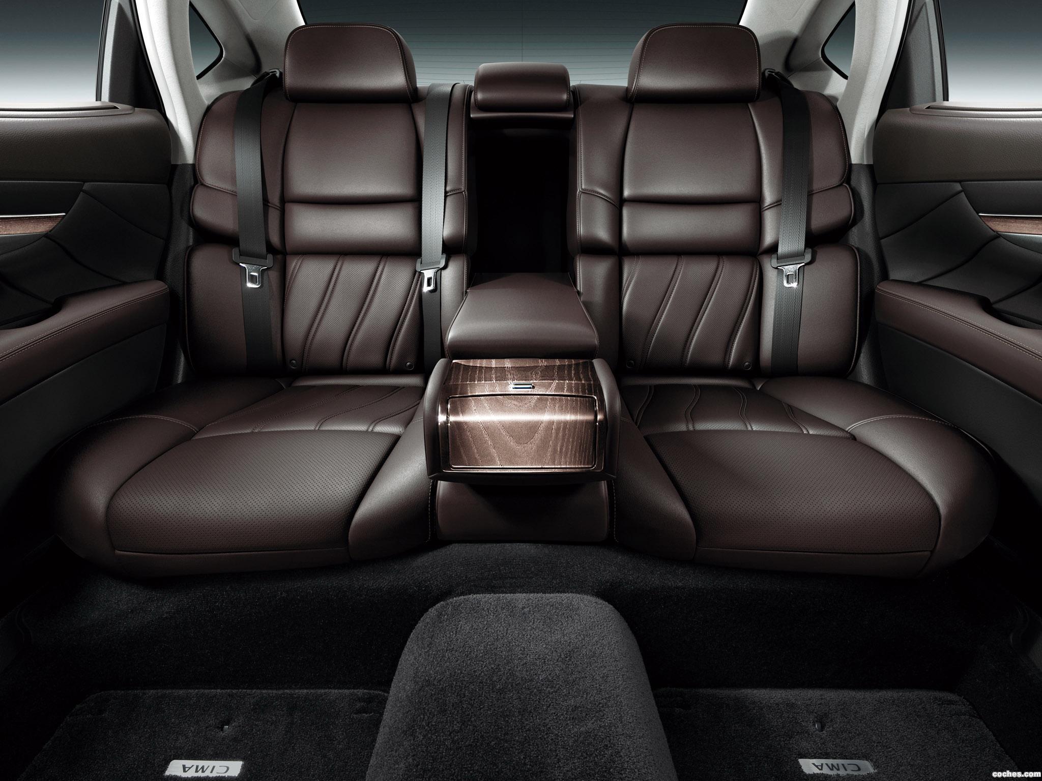 Foto 13 de Nissan Cima Hybrid HGY51 2012