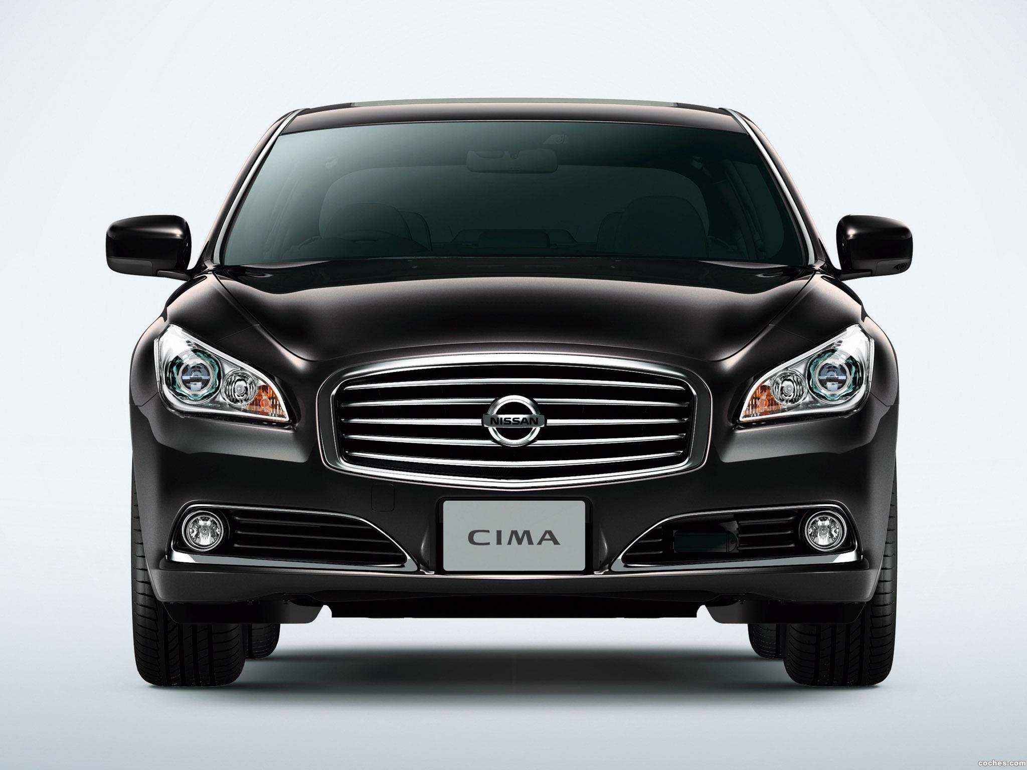 Foto 9 de Nissan Cima Hybrid HGY51 2012