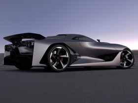 Ver foto 7 de Nissan Concept Vision Gran Turismo 2014