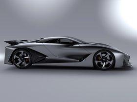 Ver foto 3 de Nissan Concept Vision Gran Turismo 2014