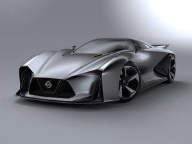Ver foto 1 de Nissan Concept Vision Gran Turismo 2014