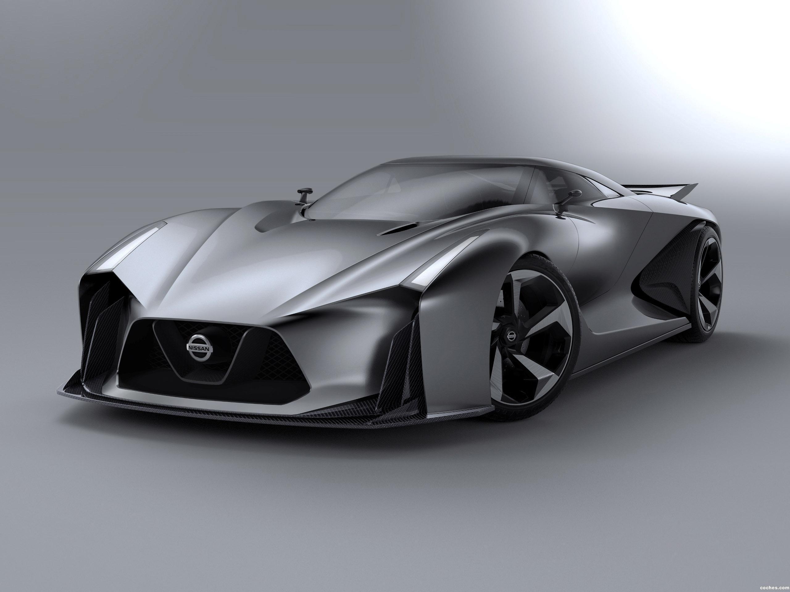 Foto 0 de Nissan Concept Vision Gran Turismo 2014