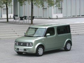 Ver foto 2 de Nissan Cube 2002