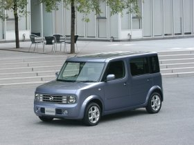 Ver foto 1 de Nissan Cube 2002