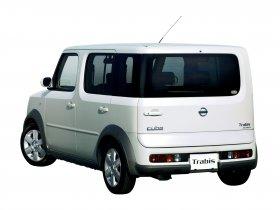 Ver foto 10 de Nissan Cube 2002