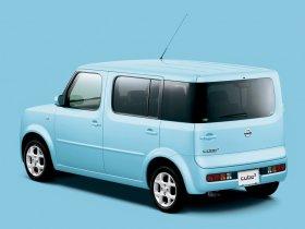 Ver foto 8 de Nissan Cube 2002