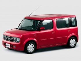 Ver foto 6 de Nissan Cube 2002