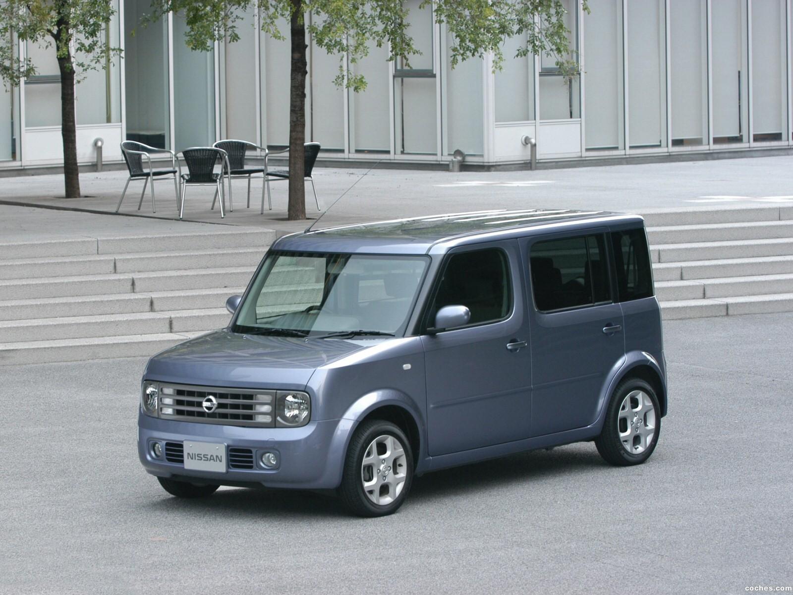 Foto 0 de Nissan Cube 2002