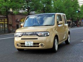 Ver foto 5 de Nissan Cube Japan Z12 2008