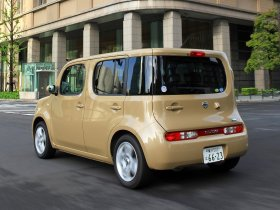 Ver foto 4 de Nissan Cube Japan Z12 2008