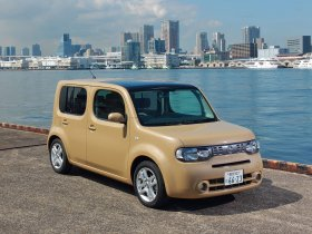 Fotos de Nissan Cube