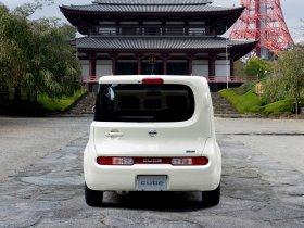 Ver foto 12 de Nissan Cube Japan Z12 2008