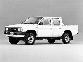 Ver foto 4 de Nissan Datsun 4WD Double Cab D21 1985