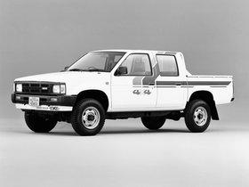 Ver foto 3 de Nissan Datsun 4WD Double Cab D21 1985