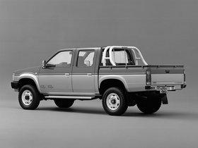 Ver foto 2 de Nissan Datsun 4WD Double Cab D21 1985