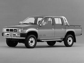 Ver foto 1 de Nissan Datsun 4WD Double Cab D21 1985