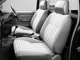 Ver foto 2 de Nissan Datsun 4WD Regular Cab D21 1985