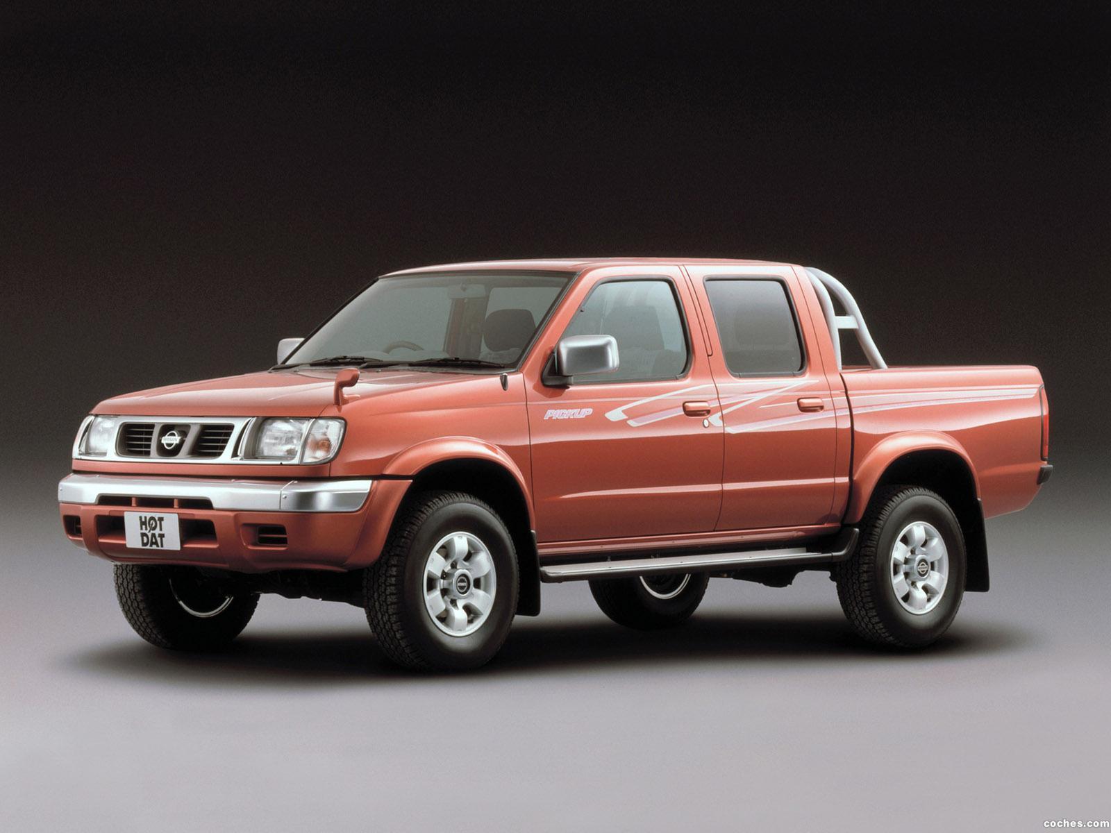 Foto 0 de Nissan Datsun Crew Cab D22 1997